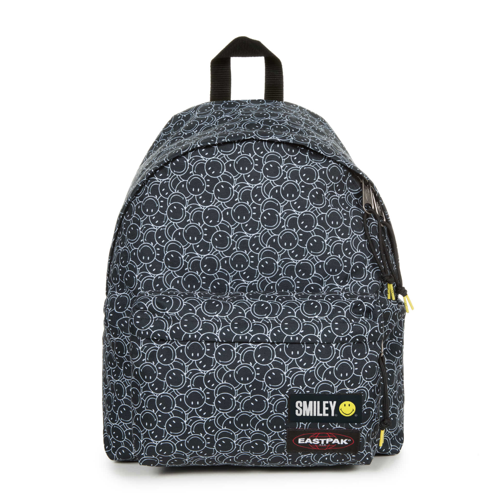 [COLLABO par2] IBTWO EASTPAK X SMILEY 패디드 파커 EKABA04 A94